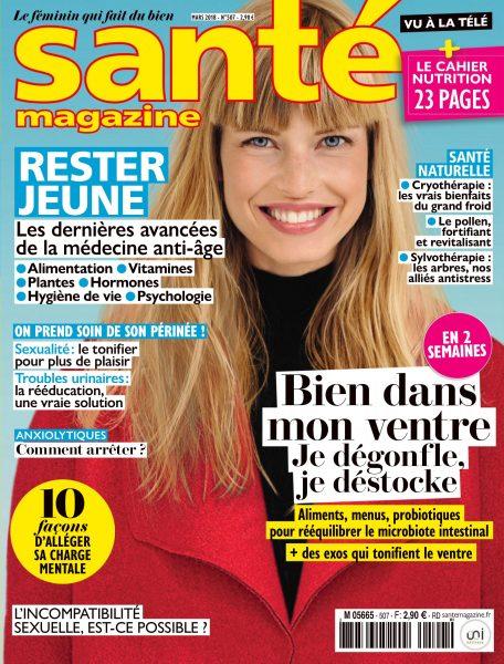Santé Magazine — Mars 2018