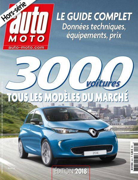 Auto Moto Hors-Série — Janvier 01, 2018