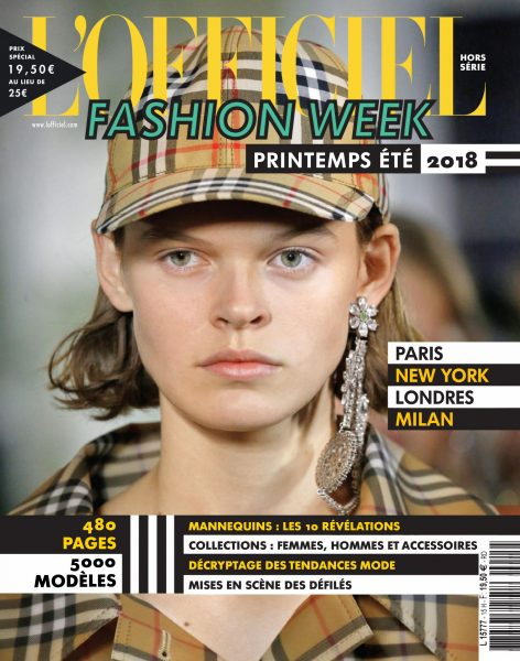 Fashion Week — Janvier 2018