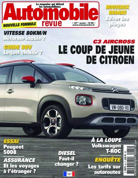 automobile revue t l charger pdf magazine gratuitement. Black Bedroom Furniture Sets. Home Design Ideas
