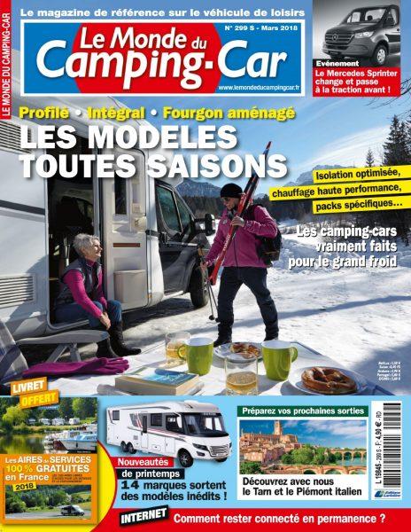 Le Monde Du Camping-Car — 06 Février 2018