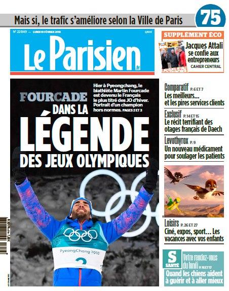 Le Parisien – 19.02.2018