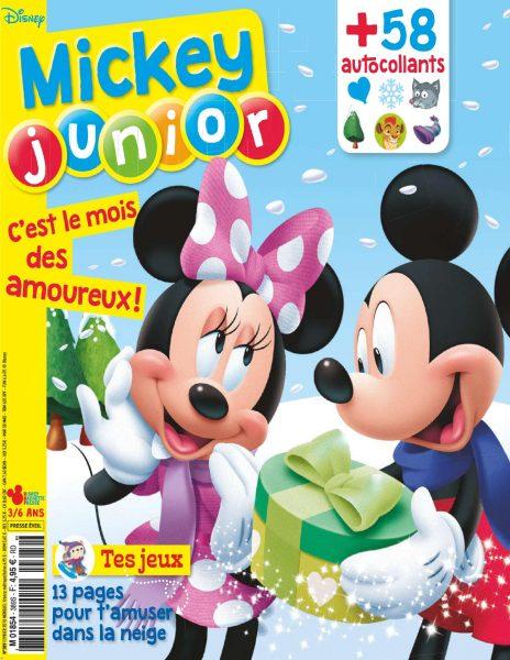 Mickey Junior — Février 2018