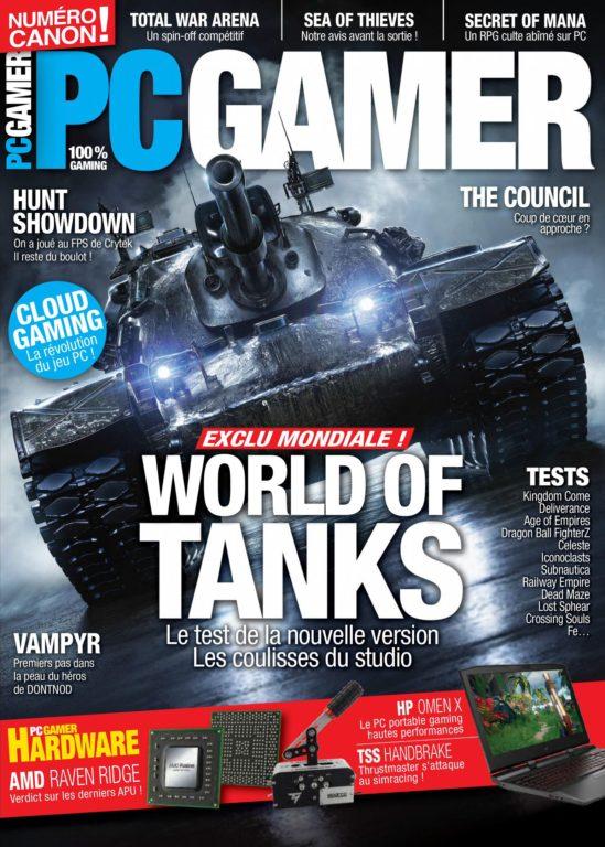 PC Gamer France – Mars 05, 2018