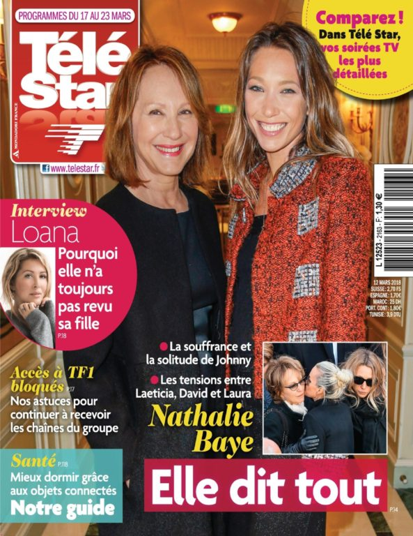 Télé Star – 12 Mars 2018