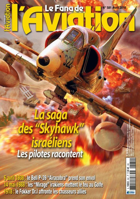 Le Fana De L'Aviation – Avril 2018