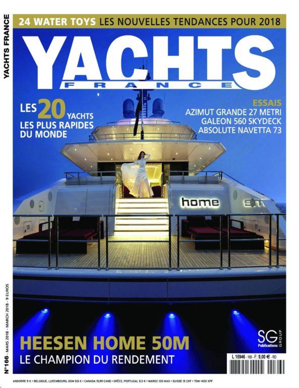Yachts France – Mars 2018