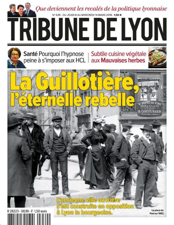 Tribune De Lyon – 08 Mars 2018