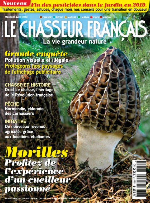 Le Chasseur Français – Avril 2018