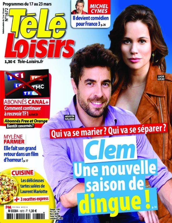 Télé Loisirs – 12 Mars 2018