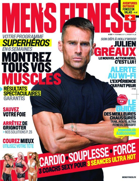 Men's Fitness France – Avril 2018