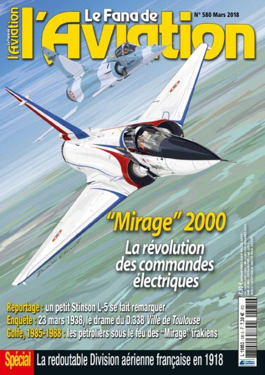 Le Fana De L'Aviation – Mars 2018
