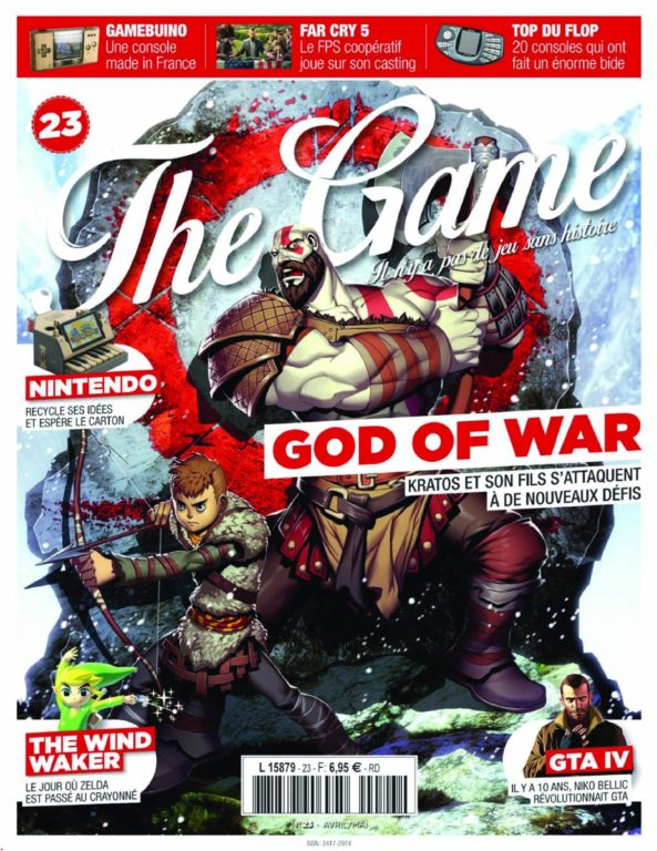 The Game – Mars 2018