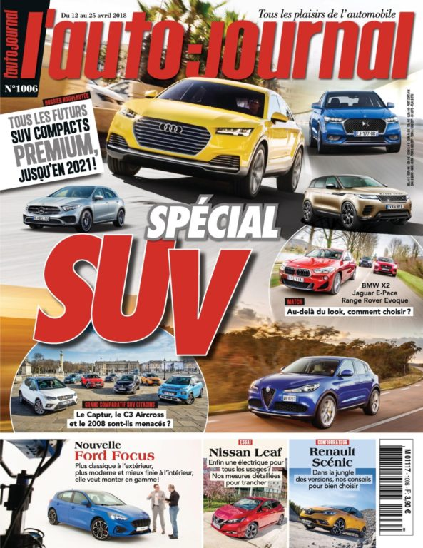 L'Auto-Journal – 12 Avril 2018