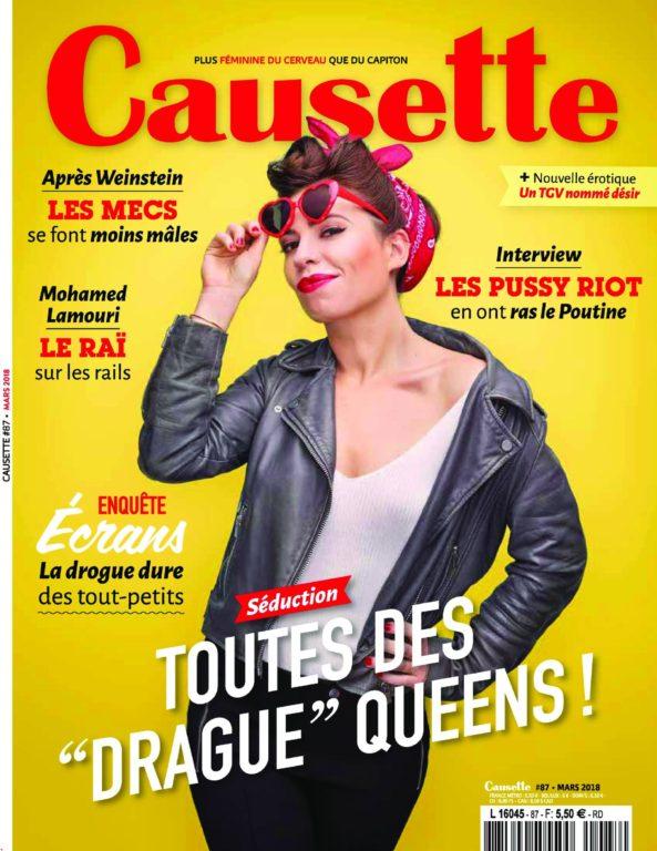 Causette – Mars 2018