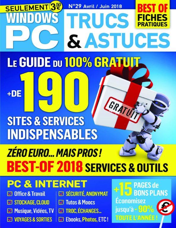 Windows PC Trucs Et Astuces – Mars 2018