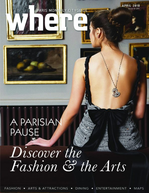Where Paris – 01 Avril 2018
