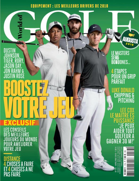 World Of Golf France – Avril 2018