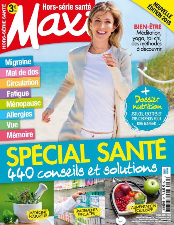 Maxi Hors-Série Santé – Mars 2018