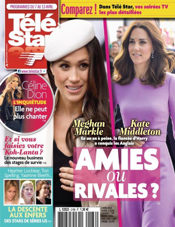 Télé Star – 02 Avril 2018
