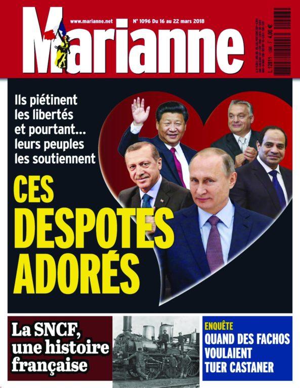 Marianne – 15 Mars 2018