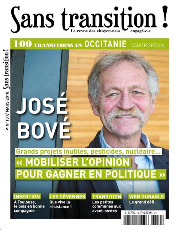 Sans Transition ! Occitanie – 15 Mars 2018