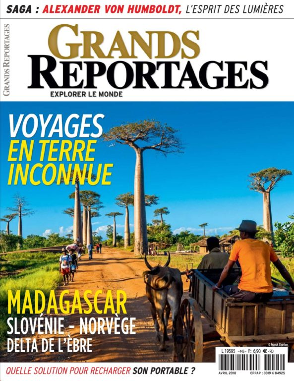 Grands Reportages – 26 Mars 2018