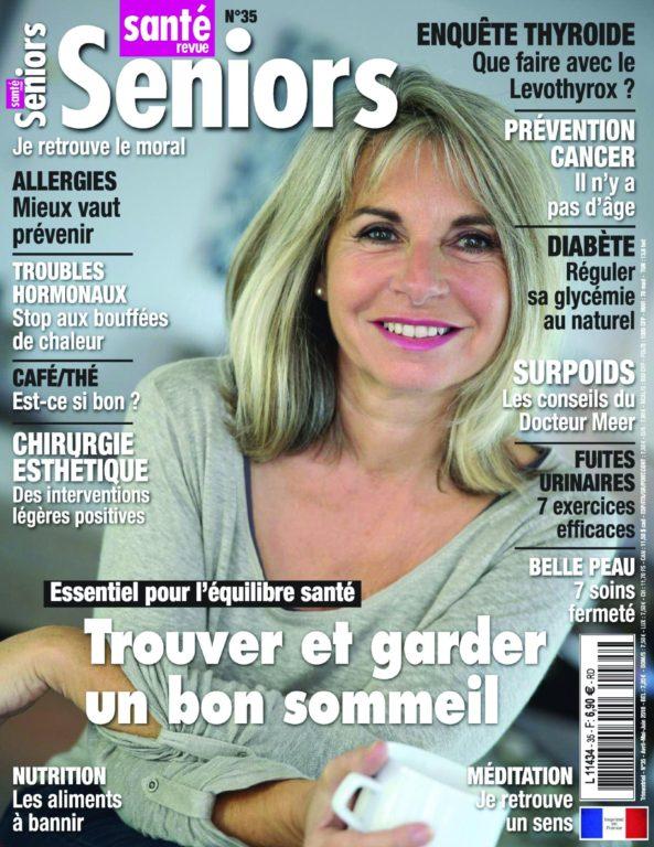 Santé Revue Seniors – Avril 2018