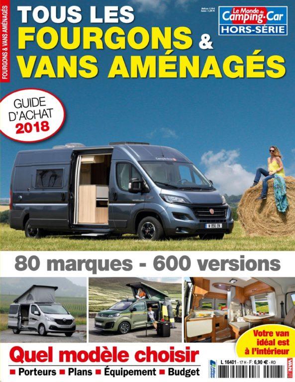 Le Monde Du Camping-Car Hors-Série – Avril 2018