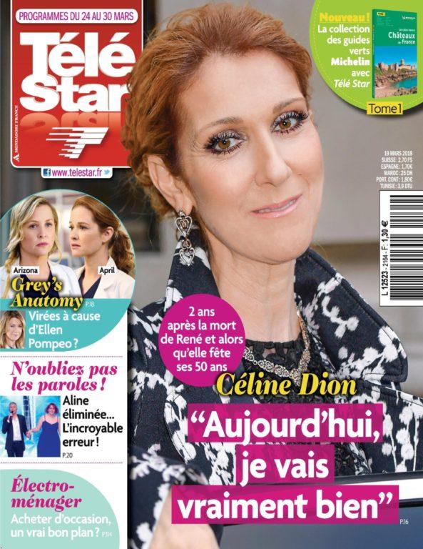 Télé Star – 19 Mars 2018