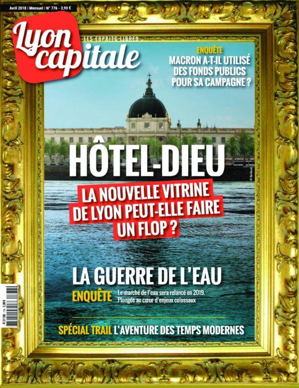Lyon Capitale – 30 Mars 2018