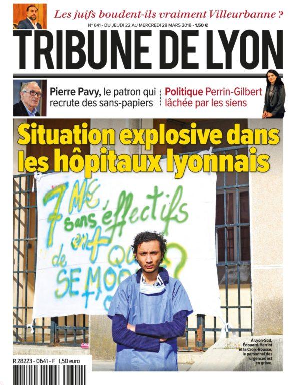 Tribune De Lyon – 22 Mars 2018