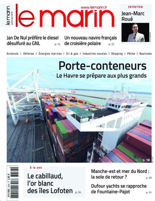 Le Marin – 05 Avril 2018