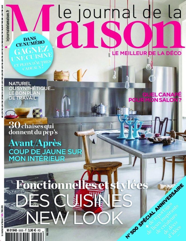 le journal de la maison 21 mars 2018 t l charger pdf magazine gratuitement. Black Bedroom Furniture Sets. Home Design Ideas
