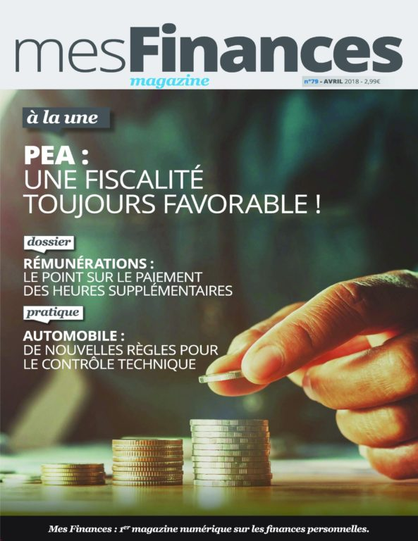 Mes Finances – 06 Avril 2018