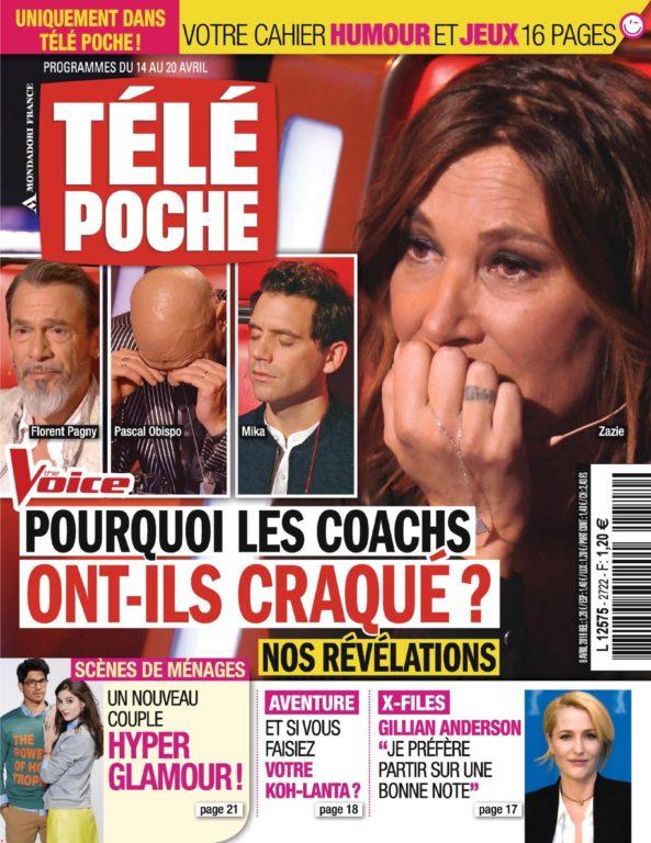 Télé Poche – 09 Avril 2018