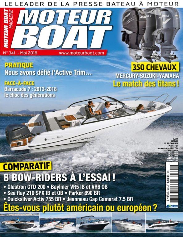 Moteur Boat – 19 Avril 2018