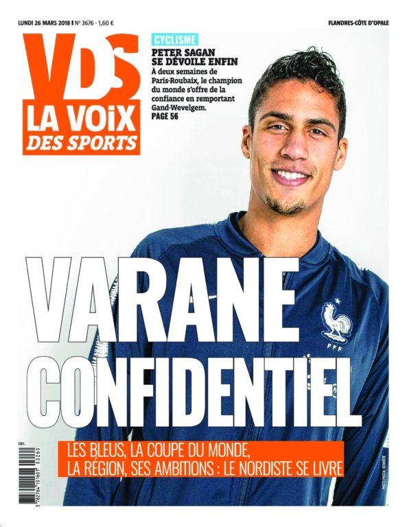 La Voix Des Sports Flandres – 19 Mars 2018