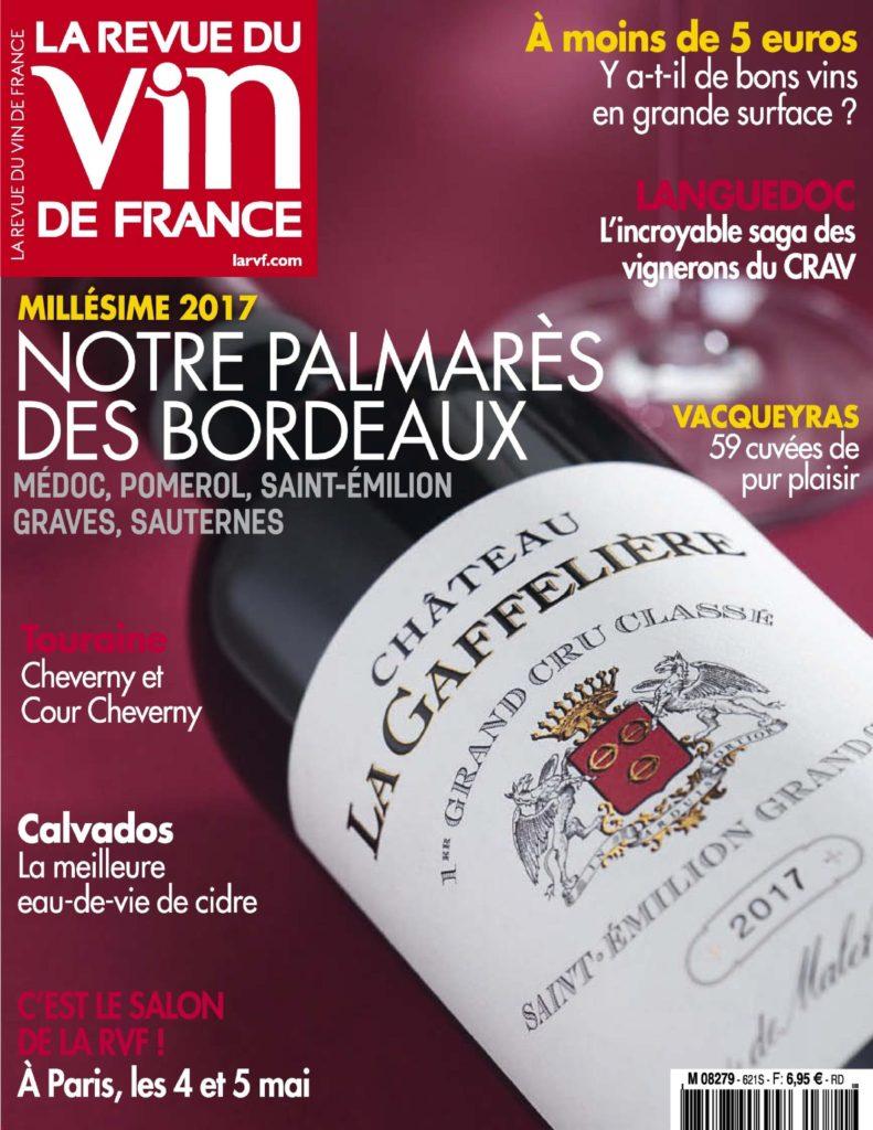 La revue du vin de france mai 2018 t l charger pdf for Revue vin de france
