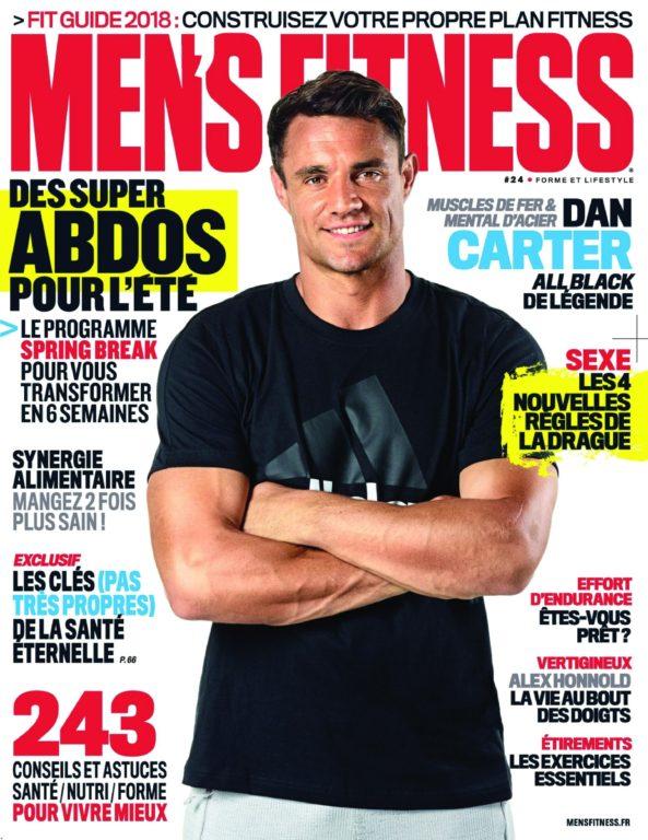 Men's Fitness France – Mai 2018