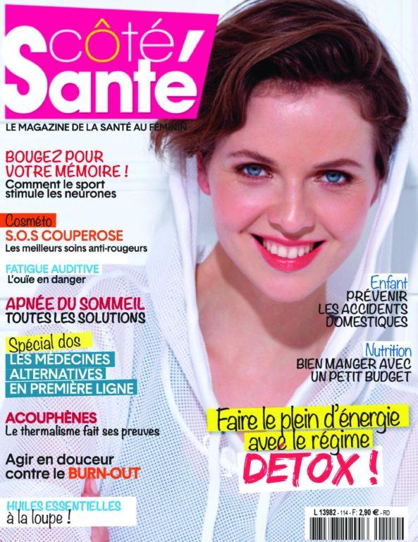 Côté Santé – 15 Mars 2018