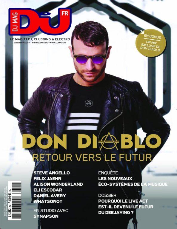 DJ Mag – 27 Mars 2018