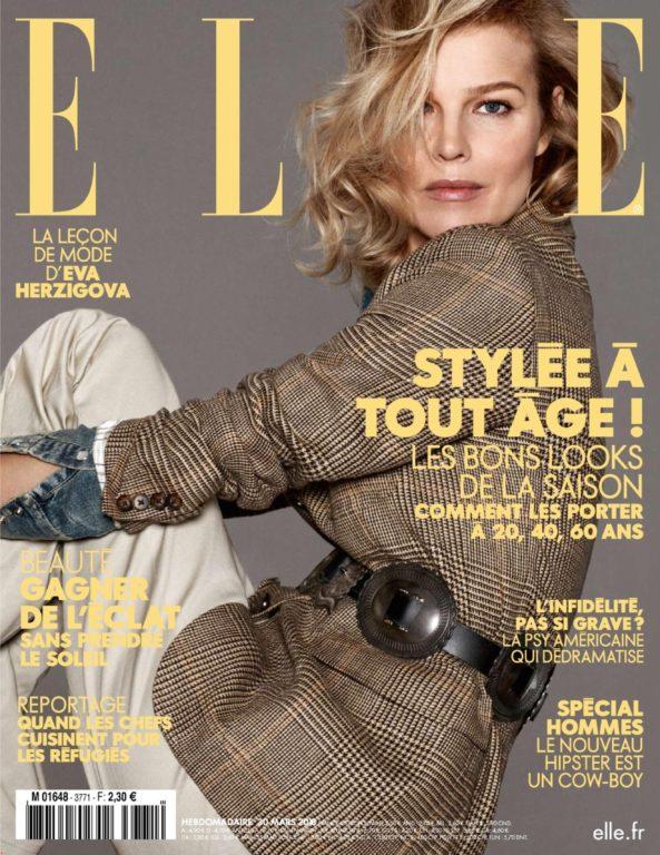 Elle France – 30 Mars 2018