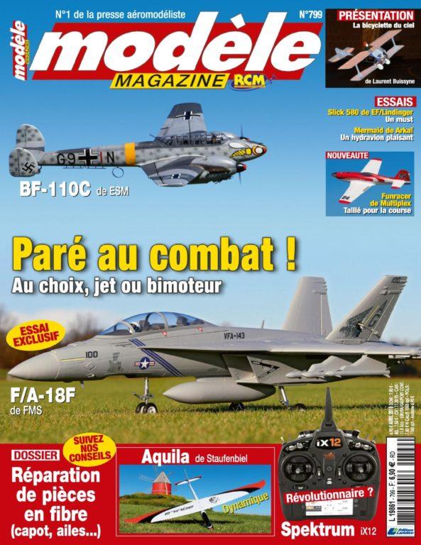 Modèle Magazine – 30 Mars 2018
