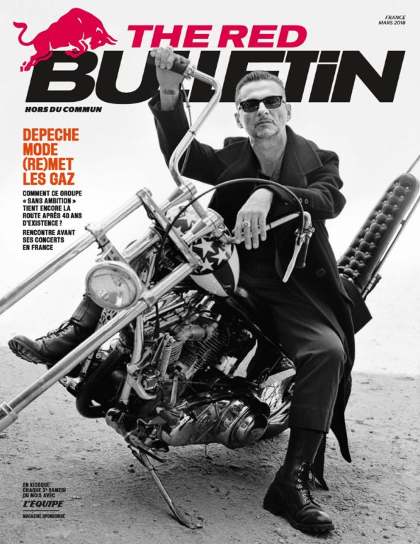 The Red Bulletin – 01 Mars 2018