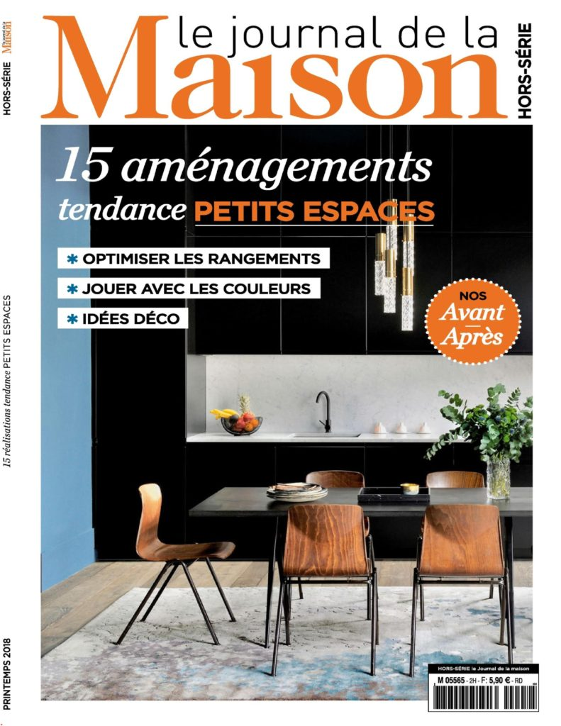 le journal de la maison hors s rie mars 2018 t l charger pdf magazine gratuitement. Black Bedroom Furniture Sets. Home Design Ideas
