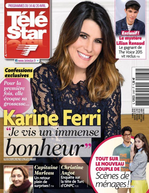 Télé Star – 09 Avril 2018