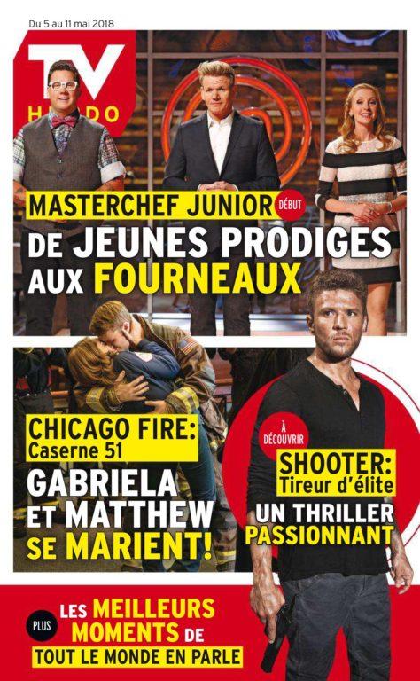 TV Hebdo – 05 Mai 2018