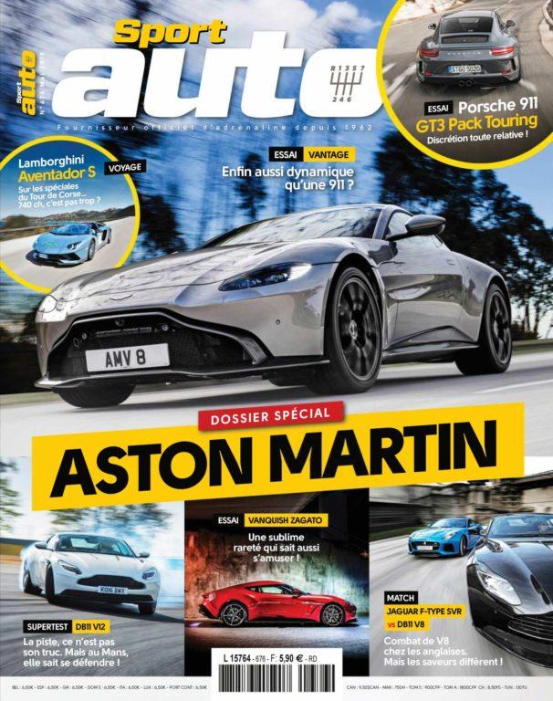 Sport Auto France – Mai 2018