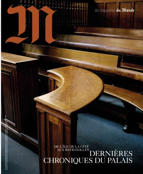 Le Monde Magazine – 31 Mars 2018